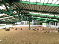 Equestrian Centre Mary King Arena (Ride 1) - Competition Arena
