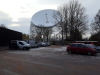 Jodrell Bank Discovery Centre - Planet Pavilion and Potting Shed Cafe
