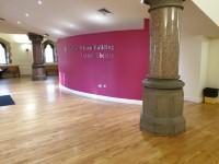 Foyer Room 208 (Sir Charles Wilson Building)