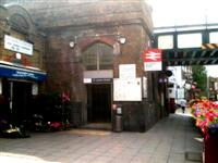 St James Street Station