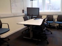 HM-CWB-3S1B Group Study Room