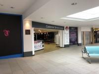 Trinity Leeds - Customer Service Lounge