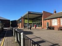 National Railway Museum - Station Hall Side