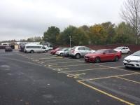 Car Parking and Drop Off