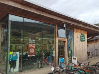 Tweed Valley Forest Park - Glentress Bike Shop