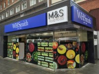 WH Smith/M&S Food To Go