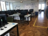 Sheffield School of Architecture Computer Room - 18.10