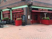 Café Rouge Birmingham Brindleyplace