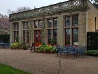 Charlecote Park - The Orangery Café