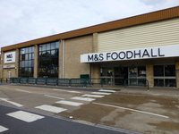Marks and Spencer Whetstone Simply Food