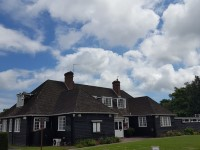 Canterbury Golf Club - Clubhouse and Course