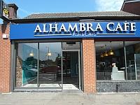 Alhambra Café