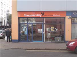 Belfast Shopmobility