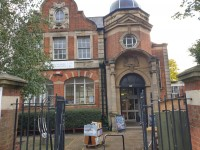 Crofton Park Community Library and Re-use Centre