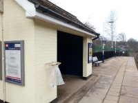 Dore and Totley Rail Station