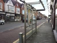 Parkwood Road Bus Stop (Christchurch Road - North Side) to the Vitality Stadium