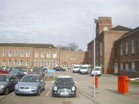 Thomas Linacre Centre Main Entrance Area
