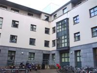 Postgraduate Apartments Block B