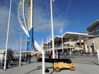 Gunwharf Quays - Waterfront