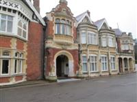 Bletchley Park - The Mansion House