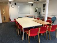 Foster Court, Classroom 243