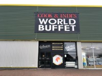 Cook and Indi's World Buffet