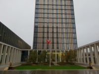 Halls of Residence Building