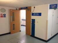 CT and MRI Suite