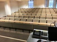 Gordon Street 25, Lecture Theatre, Maths 505