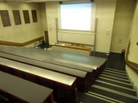 Christopher Ingold Building, Chemistry Lecture Theatre XLG1