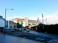 Terminal 1 Main Check-In A
