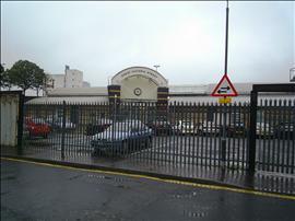Great Victoria Street Station