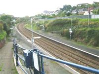 St Budeaux Ferry Road Station