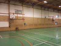 Sports Hall and Studios