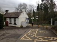 Thorntonhall Station