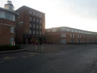 Crowne Plaza Liverpool - John Lennon Airport Hotel