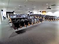 Lecture Theatre - Library - Lecture Theatre 1