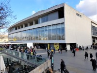 Southbank Centre - Royal Festival Hall Green Side - Levels 3, 4, 5 and 6