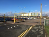 Northampton Saints Car Park