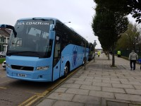 Away Coach Drop-Off (Arkles Lane) to Anfield