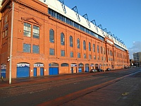 Bill Struth Main Stand Front Tier