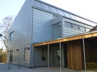 Wimbledon College of Arts - New Studio Building