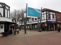 Albert Square Shopping Area Guide
