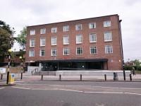 Park - Student Union Building