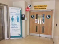 Breast Screening and Breast Outpatients Department