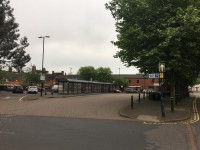 Atherstone Bus Station