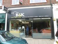 B & K Salt Beef Bar