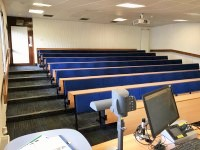 Roberts Building, Lecture Theatre 421