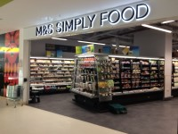 Marks and Spencer Bradford Royal Infirmary