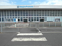 Terminal Building and Arrivals Hall
